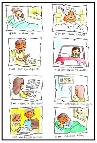 レアジョブ日常会話基礎画像
